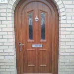 uPVC Arched Door 1