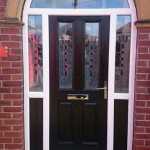 uPVC Arched Door 2