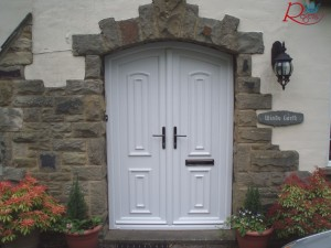 Arched Door Frame RW